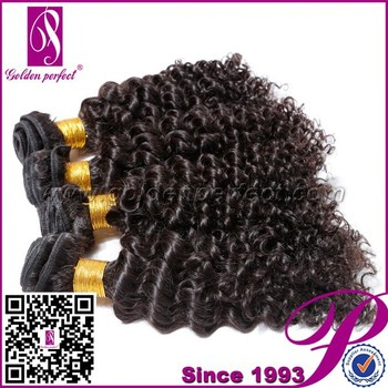 Good Quality Curly Wave 100% Virgin Brazilian Wholesale Hair