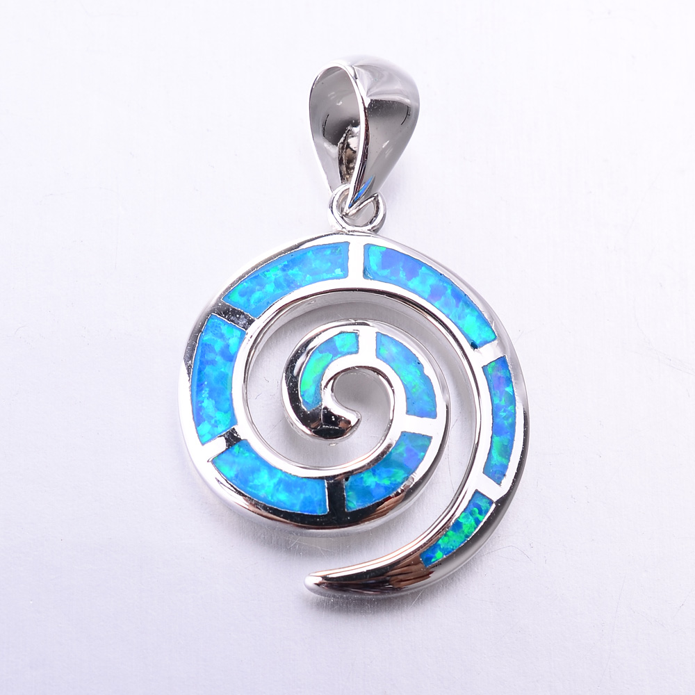 picapicabeauty blue pendant product image opal round products fire