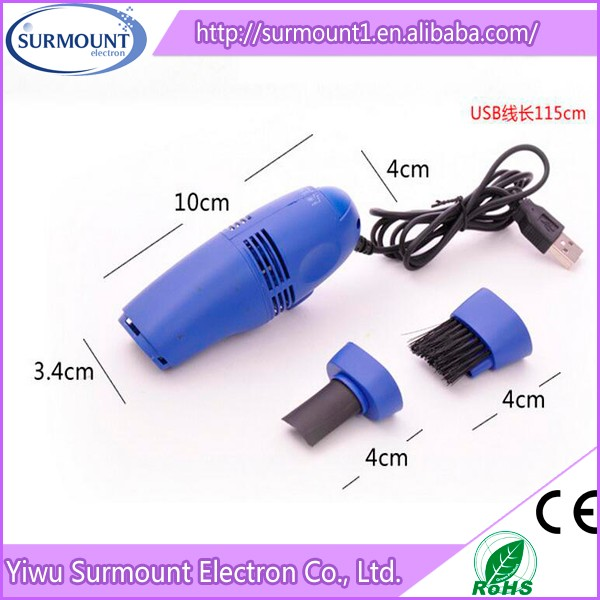 New Product keyboard vacuum cleaner USB Mini Computer Vacuum Cleaner