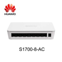 Huawei S1700-8-AC Switch easy to install Internet cafes, hotels, and schools