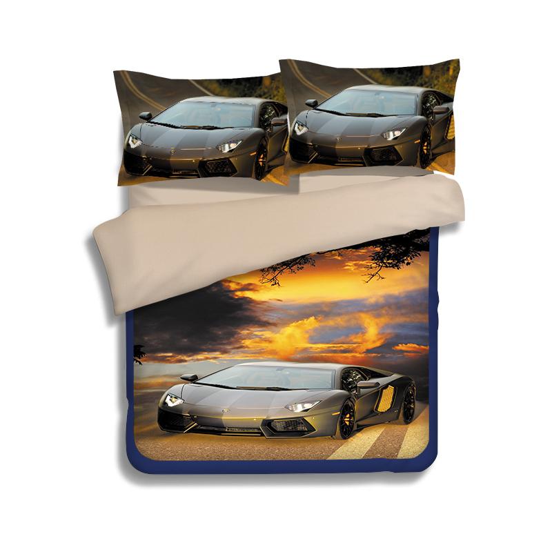 voitures reine couette ensemble promotion achetez des voitures reine couette ensemble. Black Bedroom Furniture Sets. Home Design Ideas