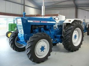 FORD 5000 - USED RECONDITION FARM TRACTORS