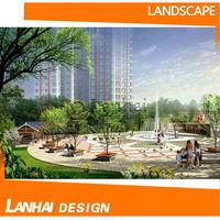 Project Landscape Design Service