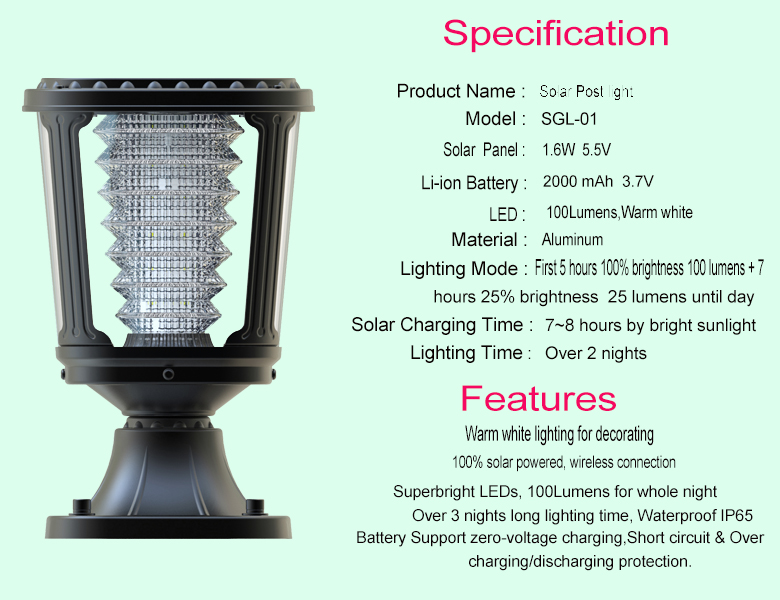 Waterproof 12 Volt Solar Powered Outdoor Led Lights With Photocell  Buy Outdoor Led Light,Solar