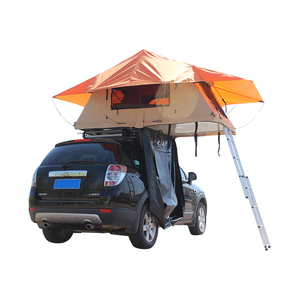 2018 High quality 4x4 car roof top tent for 3-4 person