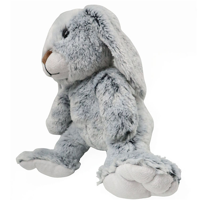 BSCI White <strong>Rabbit</strong> Plush Toy Bunny