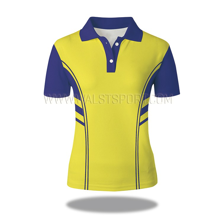 Custom polyester striped polo golf shirts with factory for Custom polo shirt manufacturers