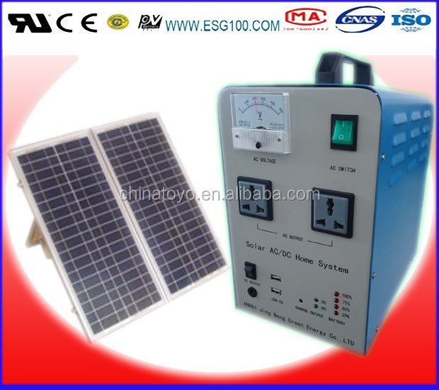 Top Sale 300W Mini Off-grid Portable Solar Power <strong>System</strong>