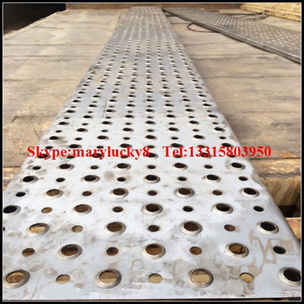 Galvanized Perforated Metal Floor Sheet Perforated Metal