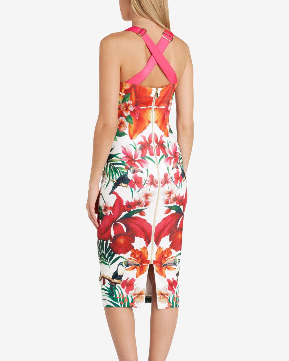 Sexy hawaiian dresses