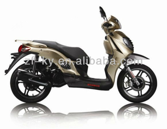 ZF-KYMCO TAIZHOU SCOOTER 150CC GAS SCOOTER