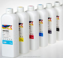 Union color brands ink sublimation ink ,water based ink , paper transfer printing ink