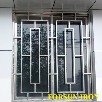 New Simple Iron Window Grill Design Buy Steel Window