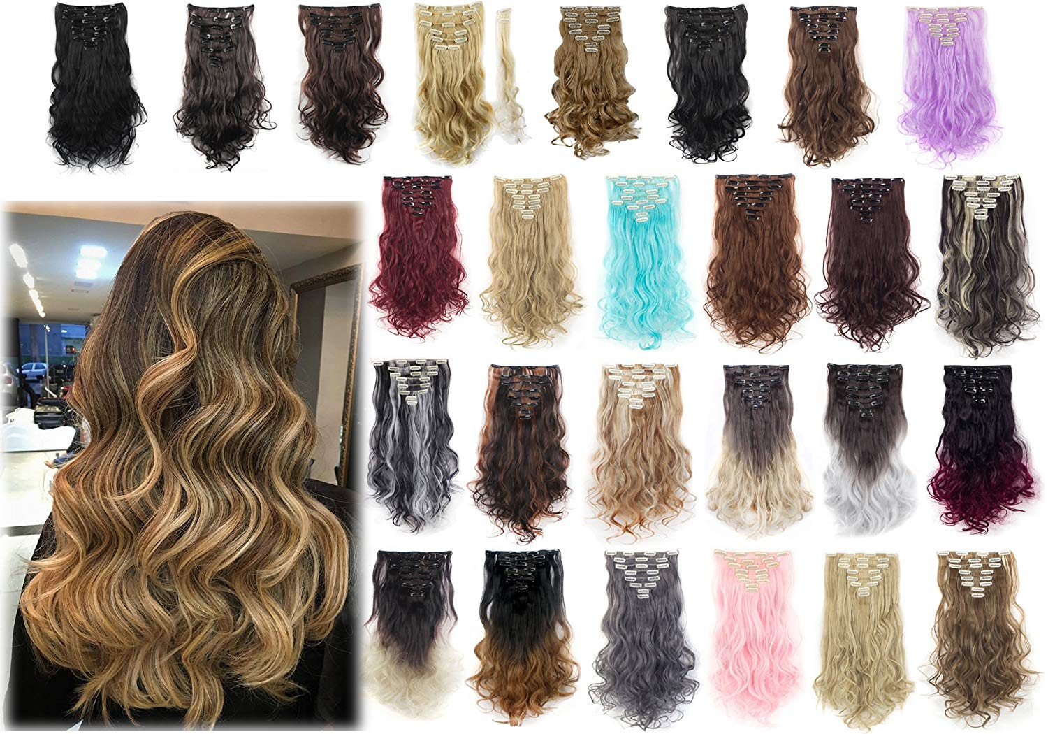 Cheap Hair Extensions For Girls Find Hair Extensions For Girls