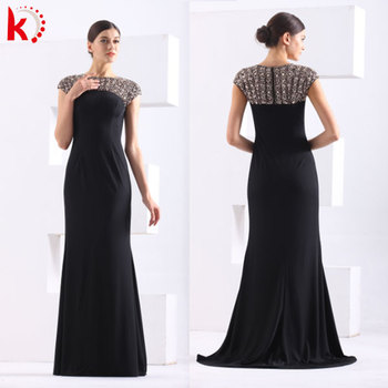 d78c7e88d88 2016 Ladies Long Evening Party Wear Gown Fashion Evening Gown Models Latest  Design Formal Evening Gown
