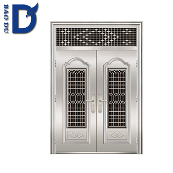 small door case grain v steel stainless
