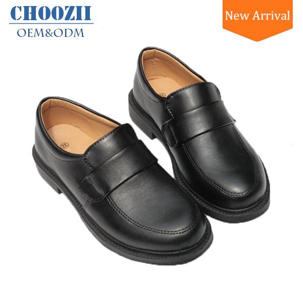 School Shoes Kids Boys Leather Shoes