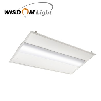 Motion Sensor 2x2 2x4 Led Flush Mount Ceiling Recessed Light For Office And Library Etc