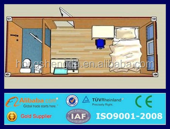 Prefab Pre Made Container Boarding House Designs Floor Plans Buy