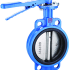 Hot Selling PN16 DN50 Ductile Cast Iron Butterfly Valve Butterfly valves wafer/gear type butterfly