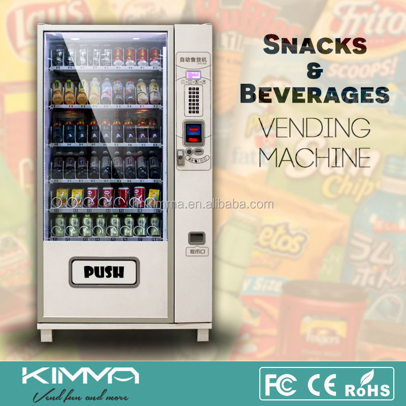 Energy Drink Vending Machine Hack, View Vending machine hack , Kimma  Product Details from Hunan Kimma Intelligent Equipment Manufacture Co ,  Ltd  on