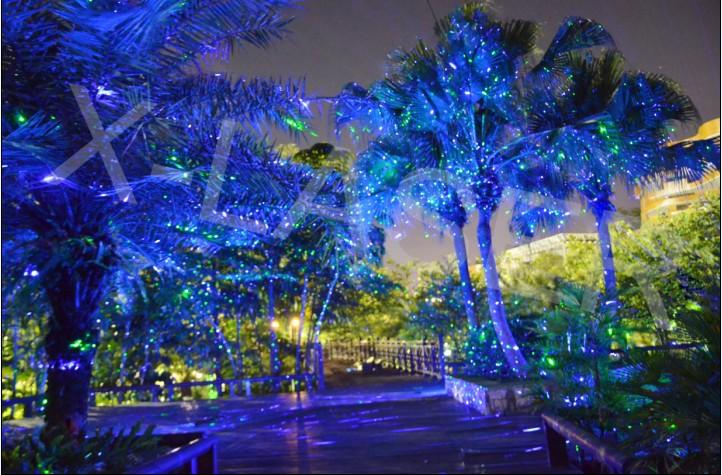 Led Christmas Tree Light,Blue Solar Lights For Garden,Unique ...