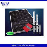 Easy to operate solar water fountain pump kits
