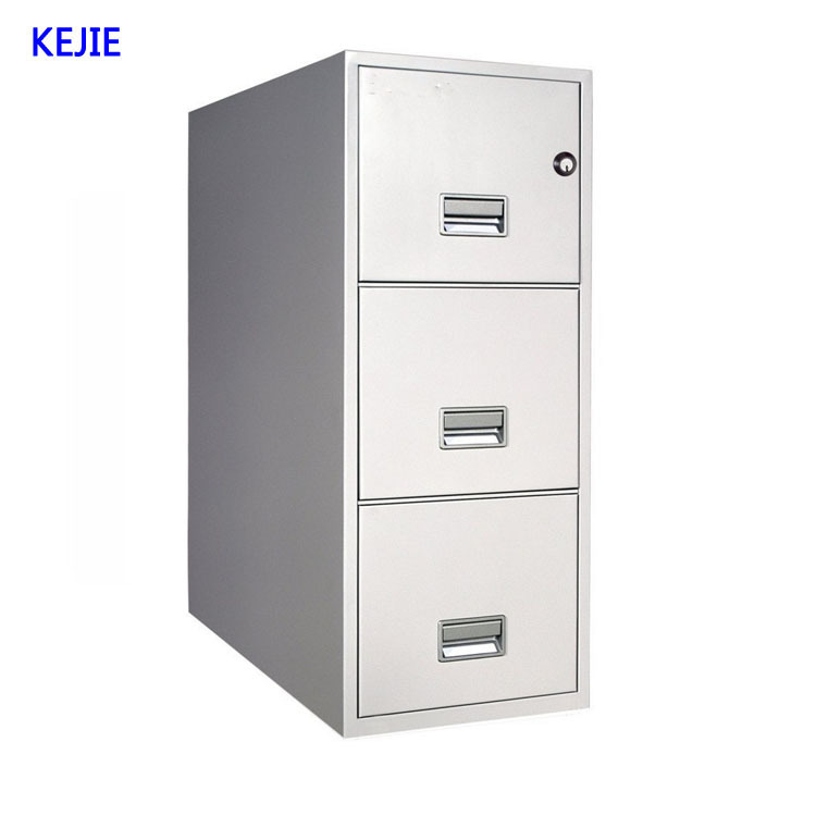 Superior Europe Popular Used Vintage Cream 3 Drawer File Cabinet Office And Home Steel  Filing Cabinet Big Good Looking