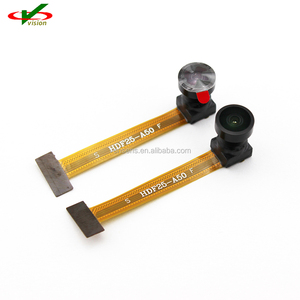 Full HD Long Flex Cable OV7725 CMOS Camera Sensor With Wide Lens Fov Omnivision Camera Module OV7725