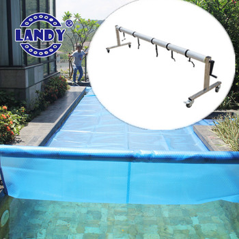 Firm Swimming Pool Cover Roller For Above Ground With Straps Attaching Pool  Cover To Roller - Buy Attaching Pool Cover To Roller,Firm Swimming Pool ...