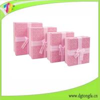 luxury custom paper cosmetics cardboard box empty gift boxes wholesale