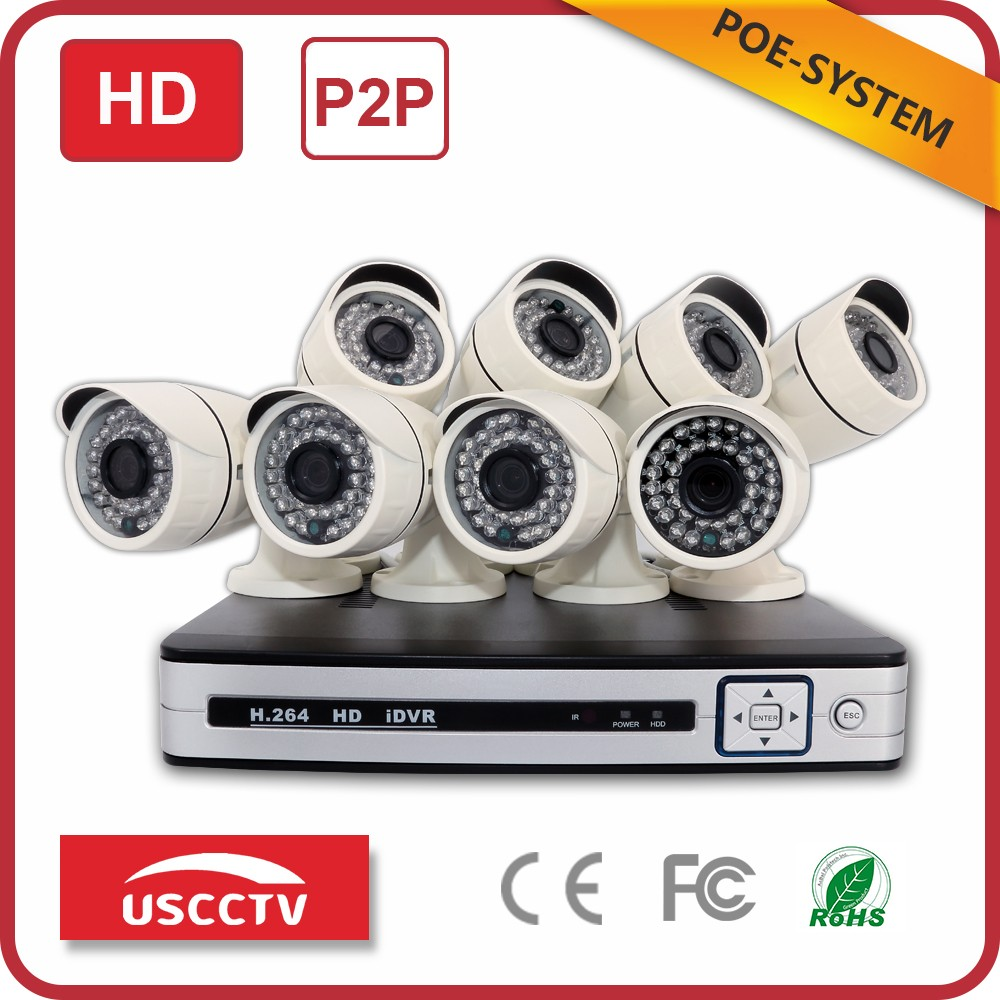 USC web security camera system security and surveillance systems net surveillance nvr kit