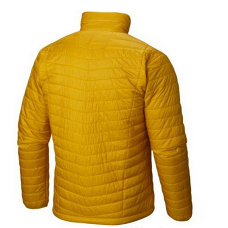 a983ed04483 Polyester Fabric Making Woodland Waterproof Manufacturer Goose Duck Down  Winter Parka Jacket For Men