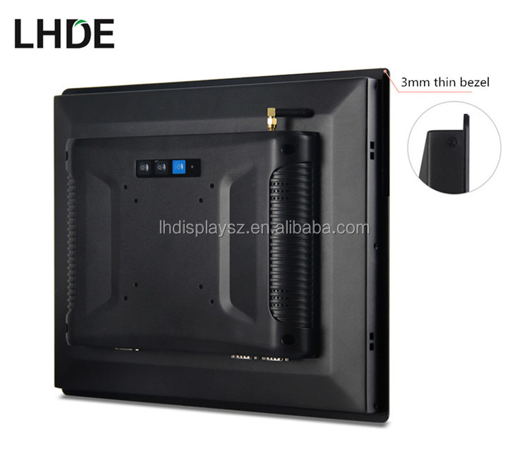 RK3288/ RK3399 all in one touch screen PC Android 5.1/7.1