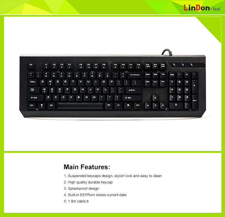 best cheap multimedia pc usb wired mechanical keyboard mk1517 buy cheap wired keyboard gaming