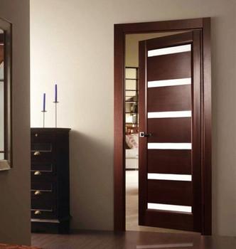 2017 New Modern Design Bedroom Wood Door Designs In