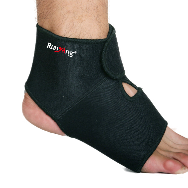 Popular Amplamente útil Sports neoprene ortopédico pé ankle brace suporte na China