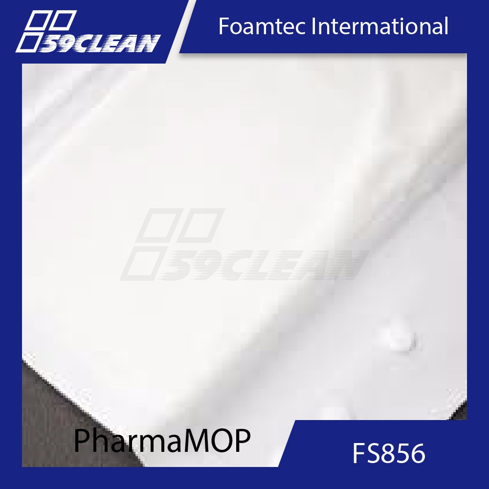 Foamtec FS856 Industrial Lab Ceiling Cleaning Mop