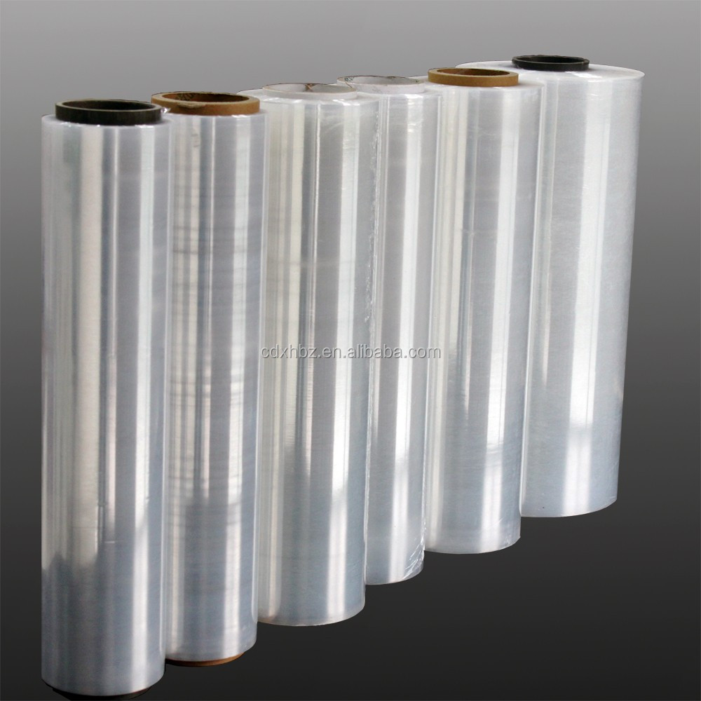 Best Price Jumbo Roll LLDPE Stretch Film