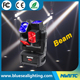 Disco bar dj party dual axis twin 8x10w rgbw 4in1 dmx beam led moving head