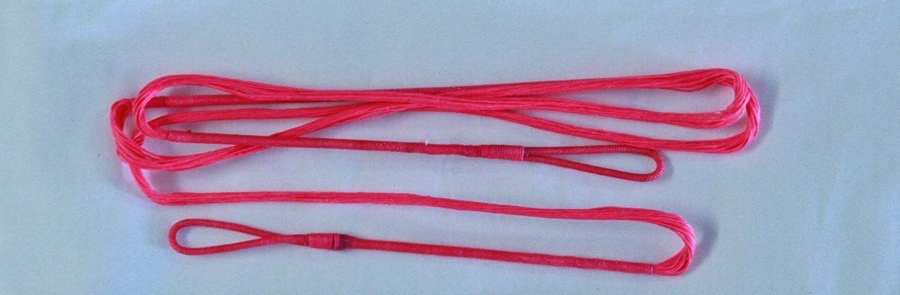 "68/"" 16 Strand Black Dacron B50 Longbow Bowstrings by 60X Custom Strings Bow"