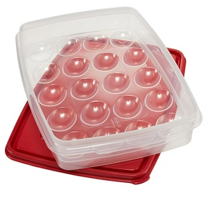 Egg and Food Storage Container for Egg Keeper