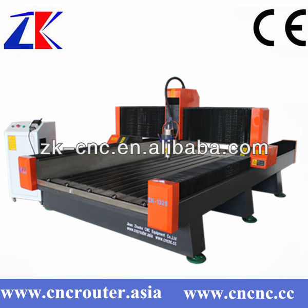 Heavy duty body , including 5.5KW water coolingspindle , cnc marble engraving machine price
