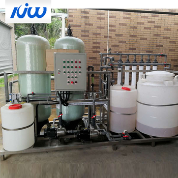 New Design Water Purification System Treatment System Pure Water Machine Purifying Equipment Construction