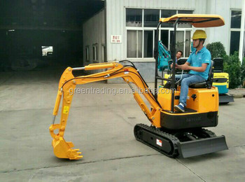 Factory Direct Sale Mini Excavator Mini Digger For Sale In Canada