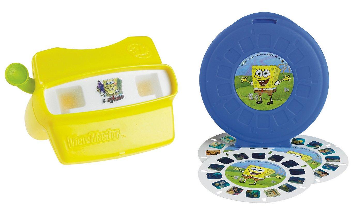 Fisher-Price SpongeBob SquarePants View-Master 3D Gift Set