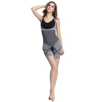 Bamboo Charcoal Woman Slimming Body Shaper