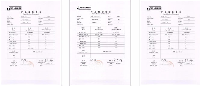 High purity 99.9--99.999% Nitrogen Gas Price