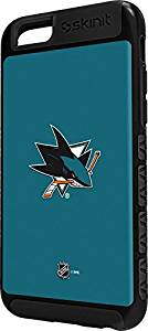 NHL San Jose Sharks iPhone 6s Cargo Case - San Jose Sharks Solid Background Cargo Case For Your iPhone 6s