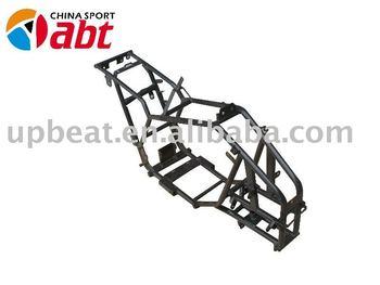 Abt Atv Parts Atv Frame 110cc Atv Frame Frame Of Atv Buy Atv Frame